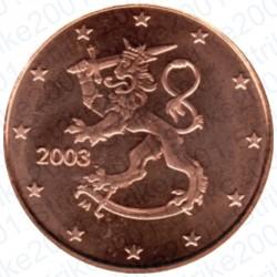 Finlandia 2003 - 1 Cent. FDC