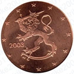 Finlandia 2003 - 2 Cent. FDC