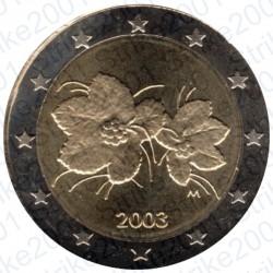 Finlandia 2003 - 2€ FDC