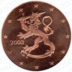 Finlandia 2003 - 5 Cent. FDC