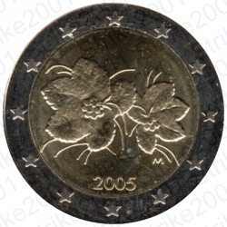 Finlandia 2005 - 2€ FDC