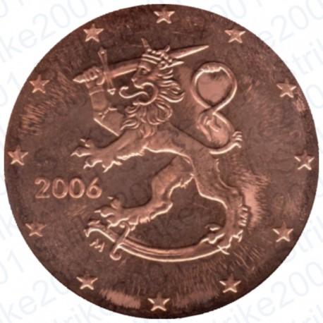 Finlandia 2006 - 2 Cent. FDC