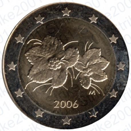 Finlandia 2006 - 2€ FDC