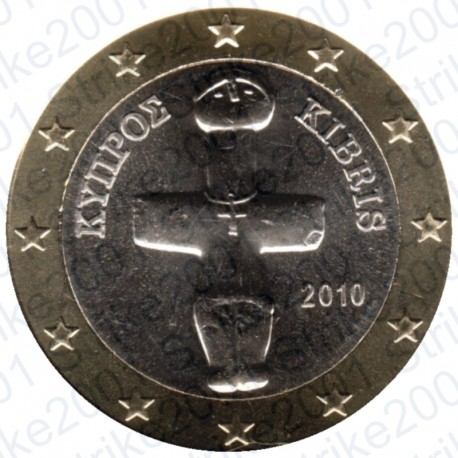 Cipro 2010 - 1€ FDC