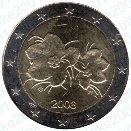 Finlandia 2008 - 2€ FDC