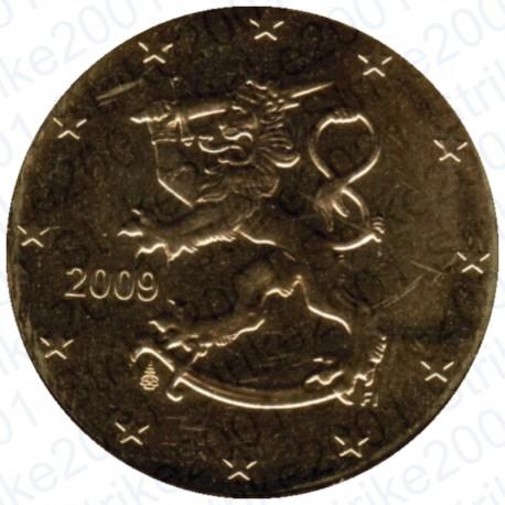 Finlandia 2009 - 10 Cent. FDC