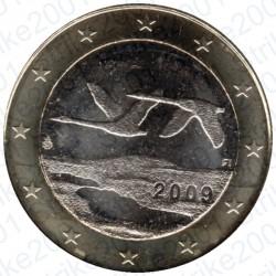 Finlandia 2009 - 1€ FDC