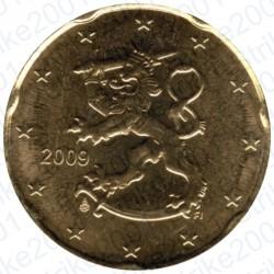 Finlandia 2009 - 20 Cent. FDC