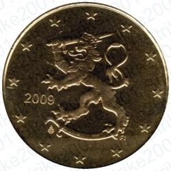 Finlandia 2009 - 50 Cent. FDC