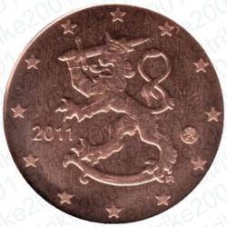 Finlandia 2011 - 1 Cent. FDC