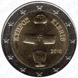 Cipro 2010 - 2€ FDC