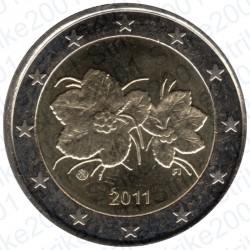 Finlandia 2011 - 2€ FDC