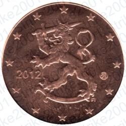 Finlandia 2012 - 2 Cent. FDC