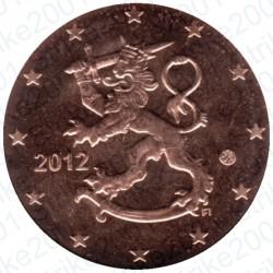 Finlandia 2012 - 5 Cent. FDC