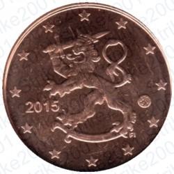 Finlandia 2015 - 1 Cent. FDC