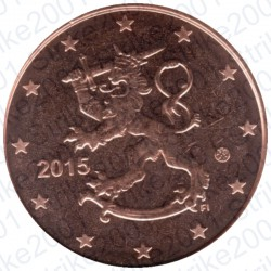 Finlandia 2015 - 5 Cent. FDC