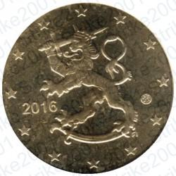 Finlandia 2016 - 10 Cent. FDC