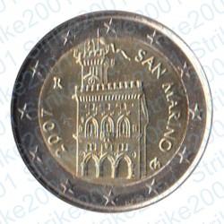 San Marino 2007 - 2€ FDC