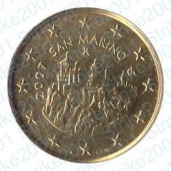 San Marino 2007 - 50 Cent. FDC