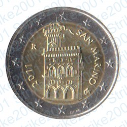 San Marino 2011 - 2€ FDC