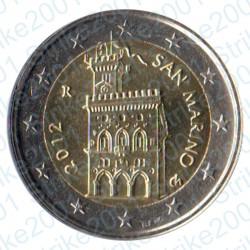 San Marino 2012 - 2€ FDC