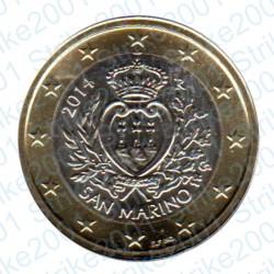 San Marino 2014 - 1€ FDC