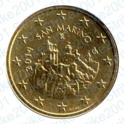 San Marino 2014 - 50 Cent. FDC