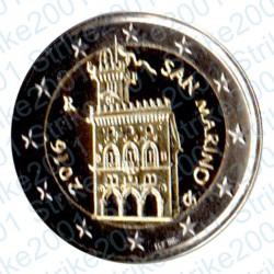 San Marino 2016 - 2€ FDC