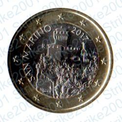 San Marino 2017 - 1€ FDC