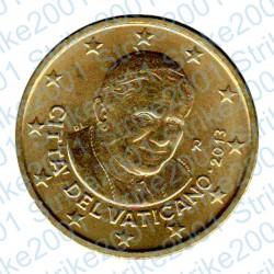 Vaticano 2013 - 50 Cent. FDC