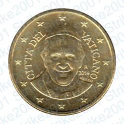 Vaticano 2014 - 50 Cent. FDC