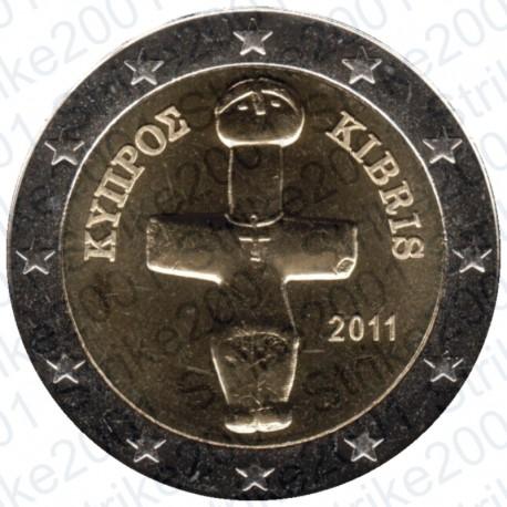 Cipro 2011 - 2€ FDC