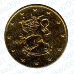 Finlandia 1999 - 50 Cent. FDC