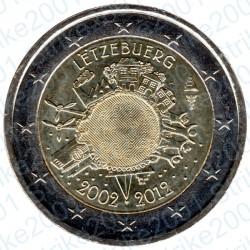 Lussemburgo - 2€ Comm. 2012 FDC Anniversario