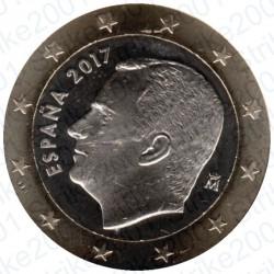 Spagna 2017 - 1€ FDC