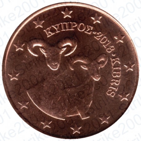 Cipro 2013 - 5 Cent. FDC