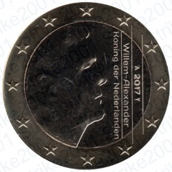 Olanda 2017 - 1€ FDC
