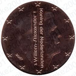 Olanda 2017 - 5 Cent. FDC