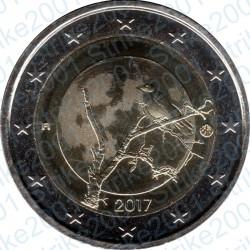 Finlandia - 2€ Comm. 2017 FDC Natura Finlandese