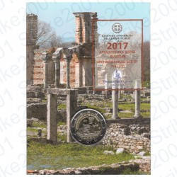 Grecia - 2€ Comm. 2017 FDC Filippi in Folder