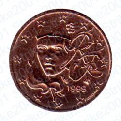 Francia 1999 - 1 Cent. FDC