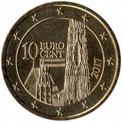Austria 2017 - 10 Cent. FDC