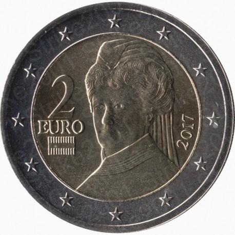Austria 2017 - 2€ FDC
