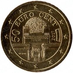 Austria 2017 - 50 Cent. FDC