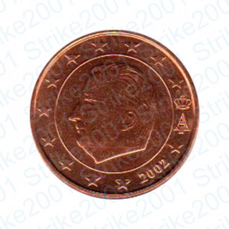 Belgio 2002 - 1 Cent. FDC