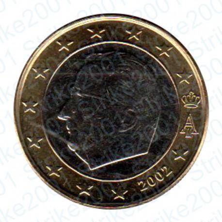Belgio 2002 - 1€ FDC
