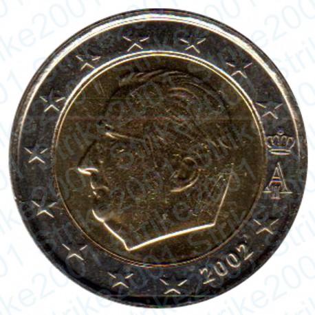 Belgio 2002 - 2€ FDC