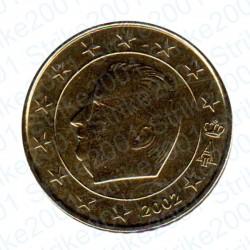 Belgio 2002 - 50 Cent. FDC