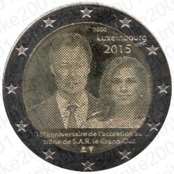 Lussemburgo - 2€ Comm. 2015 FDC Granduca