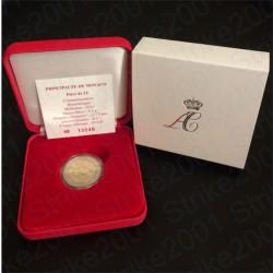 Monaco - 2€ Comm. 2011 Matrimonio in Box